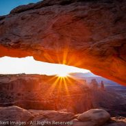 Mesa Arch Sunrise, Canyonlands National Park, Utah