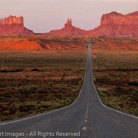 Milepost 13, Monument Valley, Utah