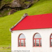 Old White Building, Evindarhólar, Iceland