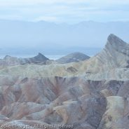 Pastel Morning at Zabriskie, Death Valley National Park, California