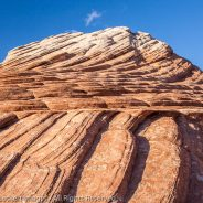 Perpendicular Layers, Yant Flat, Utah