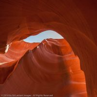 Slot Canyon Portal, Lower Antelope Canyon, Page, Arizona