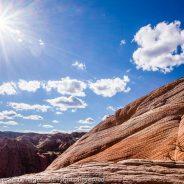 Sunny Day at Yant Flat, Yant Flat, Utah