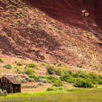 The Shed, John Day Fossil Beds National Monument, Oregon