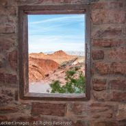 View from The Cabins, Valley of Fire State Park, Nevada