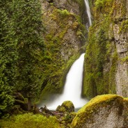 Wahclella Falls, Columbia River Gorge, Oregon