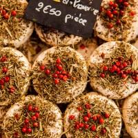 Chevre aux Herbes de Provence, Aix-en-Provence, France