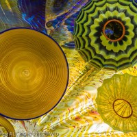 Chihuly Bridge of Glass, Tacoma, Washington