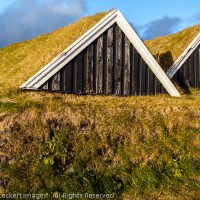 Fisherman's Cottage, Hellissandur, West Iceland