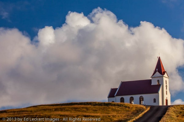 Ingjaldsholl Church, Ingjaldsholl, Iceland