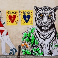 Peace & Love, Paris, France