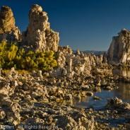 South Tufa at Dawn, Mono Lake Tufa State Reserve, California