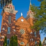 St. Boniface Catholic Church, Uniontown, Washington