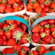Strawberries!, Aix-en-Provence, France