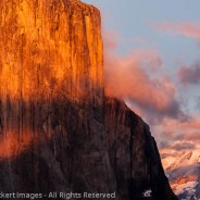 Playing with Fire in Yosemite